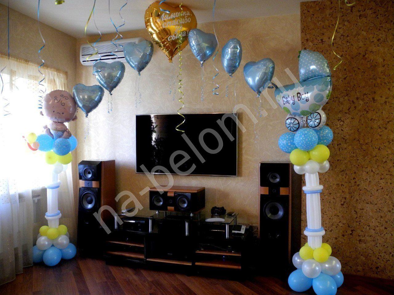Как украсить комнату на День рождения 46